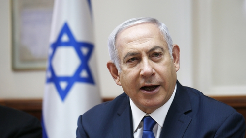 Israeli Prime Minister Benjamin Netanyahu formally indicted on corruption charges