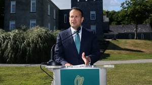 Leo Varadkar said Ireland must 'up our preparations when it comes to Brexit'