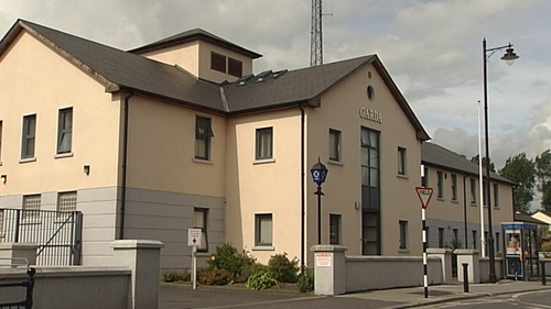 The two are being detained at Tullamore Garda Station