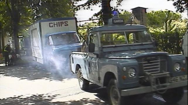 Fast Food Vans Towed Away at Páirc Uí Chaoimh  (1988)