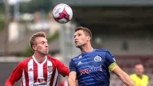 Derry City trail 2-0 after the opening leg