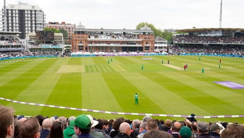 Ireland to face England in Lord's Test