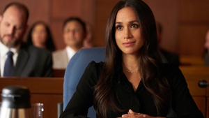Britain's Duchess of Sussex, Meghan Markle, starred as Rachel Zane in the New York-set legal drama Suits from 2011 until her final episode aired last year