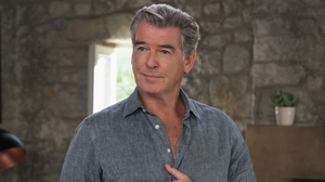 Pierce Brosnan in Mamma Mia! Here we Go Again