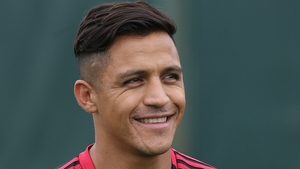 Sanchez is expected to link up with his team-mates after the first match of the trip against Club America in Arizona.
