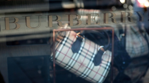 Burberry said that 24 of its 64 stores in mainland China are shut due to the coronavirus