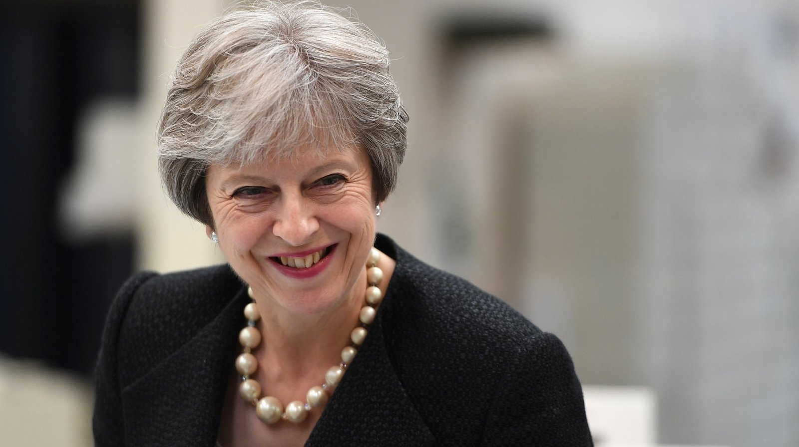May 'standing over' Chequers deal despite criticism
