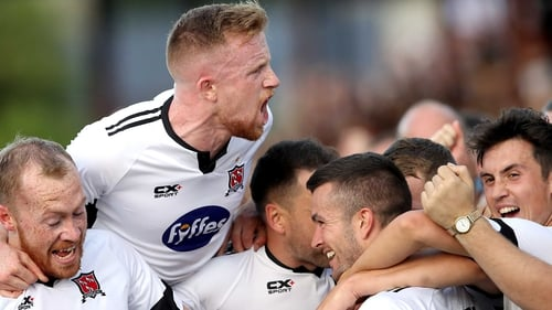 The Lilywhites are into the second qualifying round