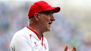 Tyrone host Dublin this weekend.