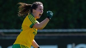 Donegal's Geraldine McLoughlin
