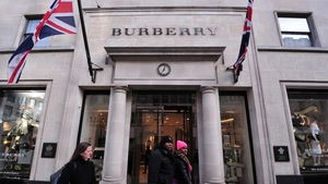 According to its annual report, the British fashion house burned unsold product worth £28.6m.