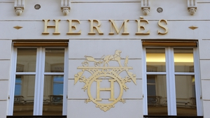 France's Hermes has posted a 15% rise in net profits for last year