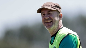 Paul Rouse has stepped down from his Offaly role