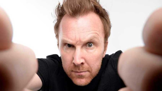 Jason Byrne - Live Comedy Gig