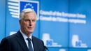 "Michel Barnier said the UK white paper opened the way for ""constructive discussions"""