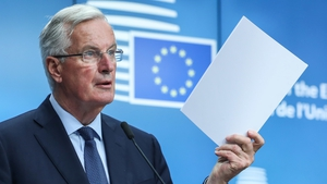 Michel Barnier has said his focus will remain on the Brexit negotiations
