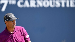Padraig Harrington: 'Maybe the course wore me down'