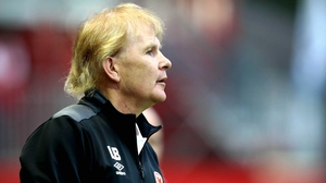 Liam Buckley is the new Sligo Rovers manager