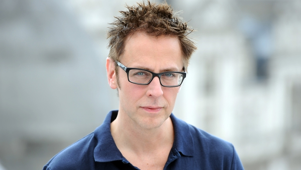 James Gunn: back at the controls for Guardians of the Galaxy3