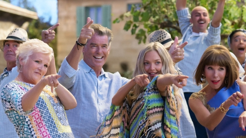 Mamma Mia! Here We Go Again soundtrack tops charts for second week