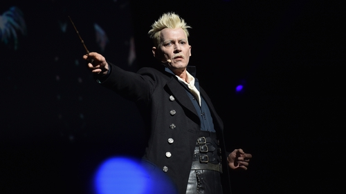 Fantastic Beasts at Comic-Con: Grindelwald and Dumbledore's relationship