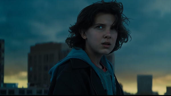 Millie Bobby Brown makes her big screen debut in the film