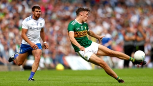 David Clifford scored a dramatic equaliser for Kerry against Monaghan