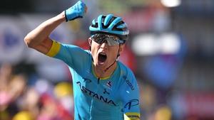 Magnus Cort Nielsen celebrates his success