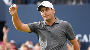 Francesco Molinari is the European Tour golfer of the year