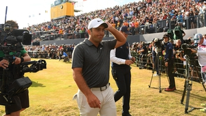 Francesco Molinari had won twice and finished second two times in the last couple of months