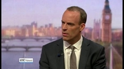 Six One News (Web): UK may refuse to pay £39bn bill without deal – Raab