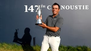 Molinari won his first major crown last year