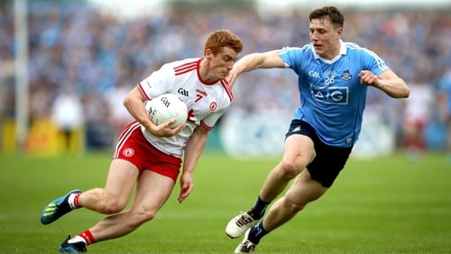 Dublin beat Tyrone by 1-14 to 0-14 in July