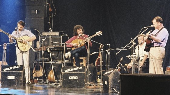 Planxty at the National Stadium (1982)