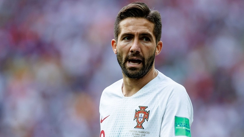 Wolves set to complete deal for Portugal midfielder Joao Moutinho
