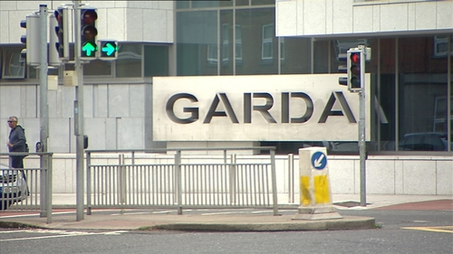 The arrested man and woman are being held at Kevin Street Garda Station