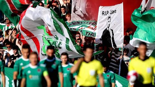Turner's Cross will host either Celtic or Rosenborg