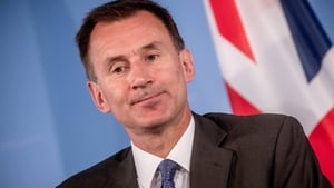 Jeremy Hunt said the public would blame Brussels over a chaotic exit