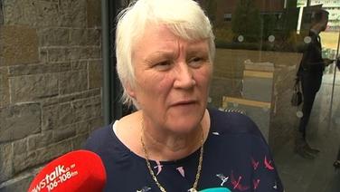 An tAire Stáit Catherine Byrne