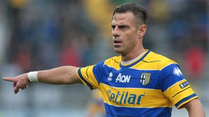 Banned Parma player Emanuele Calaio is at the centre of the decision of his side's points deduction ahead of the 2018-19 Serie A season
