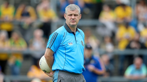 Kevin McStay insists he wasn't sent off in Roscommon's defeat to Donegal.