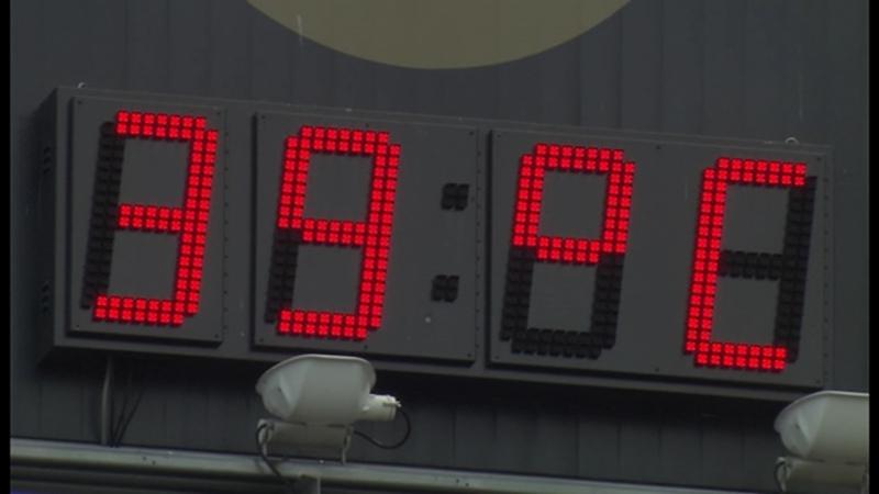 Temperatures hit record 41.1C in Japanese heatwave