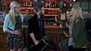 Decco is furious with Charlotte on Fair City
