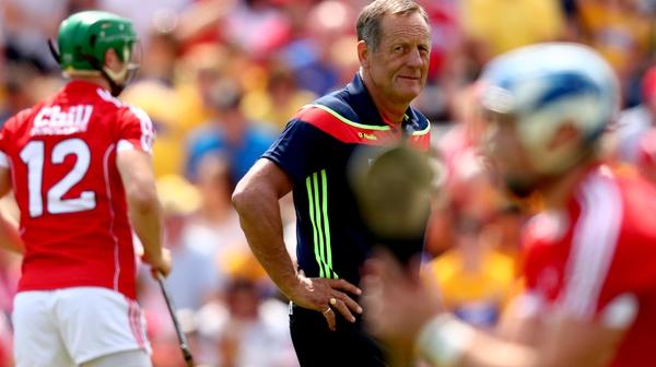 John Meyler's Cork are unbeaten so far in this year's championship