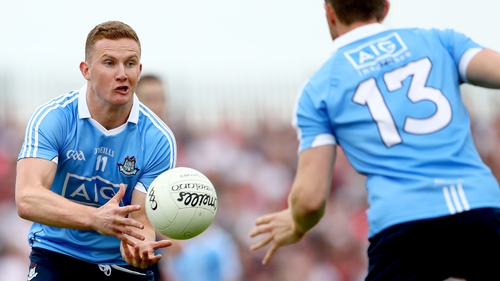 John O'Leary reckons Dublin's possession game in the closing stages of games could cause problems
