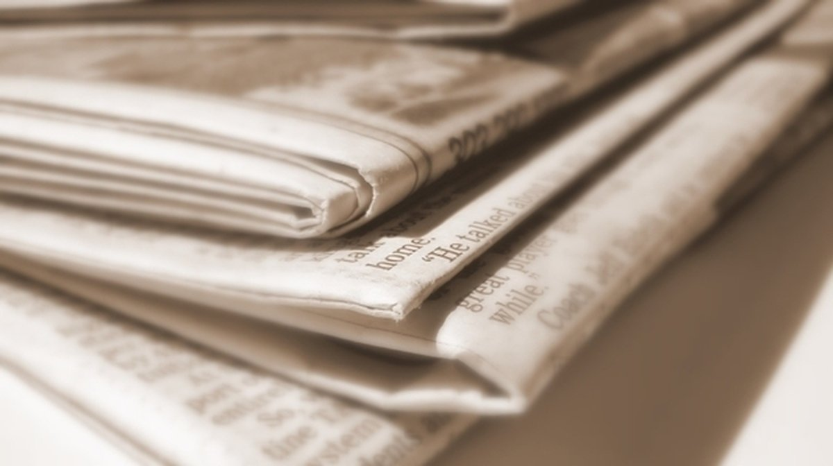 Newspaper Panel