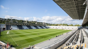 A general view of the new Páirc Uí Chaoimh