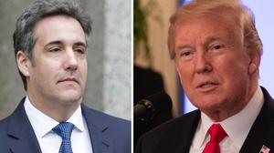 Michael Cohen was Donald Trump's long-time lawyer