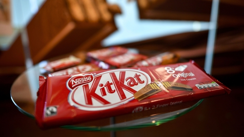 The maker of KitKat and Nescafe has vowed to make 100% of its packaging recyclable or reusable by 2025