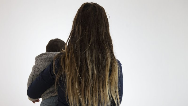 """""""Leaving a violent home can put migrant women alone in the asylum system if they want to be allowed to stay in the country"""". Photo: Getty Images"""
